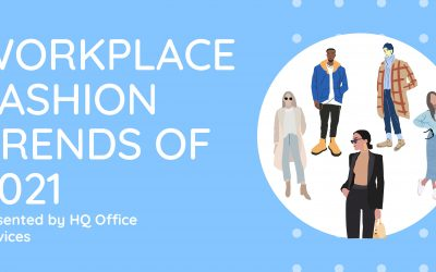 Workplace Fashion Trends of 2021