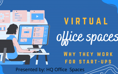 Virtual Office Spaces- Why They Work for Startups